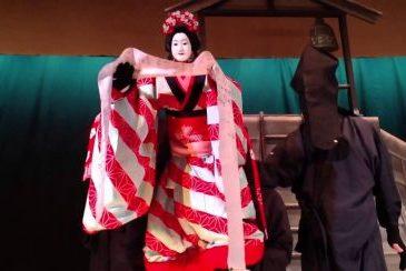 Kịch rối Bunraku và những vẻ đẹp truyền thống đầy hấp dẫn (Phần 2)
