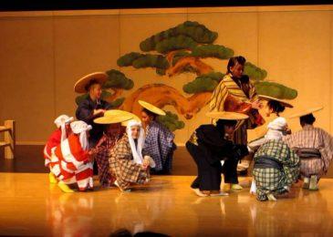 Hài kịch Kyōgen – món ăn tinh thần không thể thiếu giữa những vở kịch Noh (Phần 2)