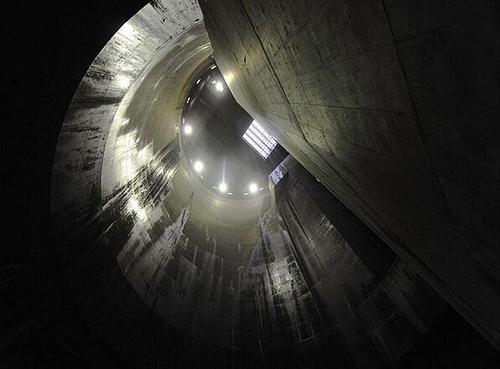 cống khổng lồ dưới lòng tokyo 3