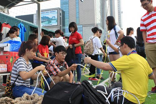Akira Olympic - Bắt đầu với những trò chơi
