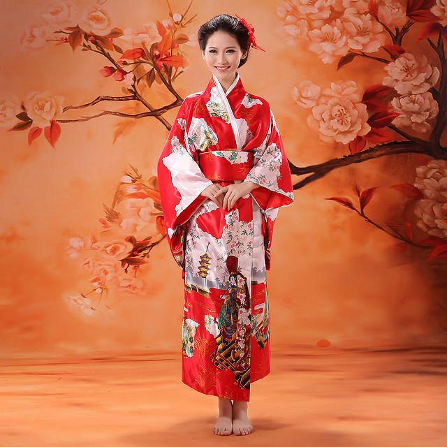 văn hóa kimono nhật bản