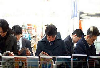 Manga là niềm tự hào của người Nhật