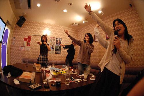 nơi giải trí ở Nhật