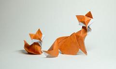 nghệ thuật gấp giấy origami3