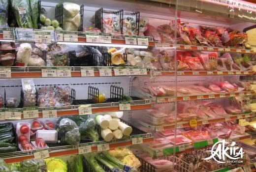 siêu thị 100 yên ở nhật