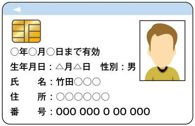 thẻ my number