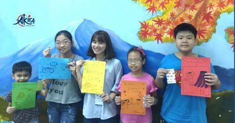 tiếng Nhật trẻ em