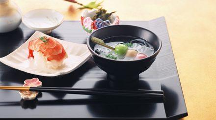 Văn hóa bàn ăn của người Nhật