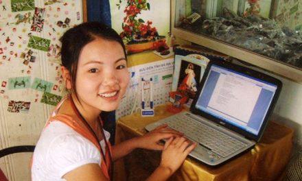 Không bằng đại học, cô gái này sắp trở thành y tá tại Nhật Bản