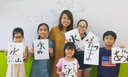 Lớp học Tiếng Nhật cho trẻ em tại Akira có gì?