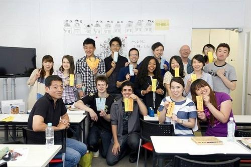 """Kết quả cuộc thi """"Học tiếng Nhật trong 7 ngày"""""""