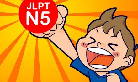 Giới hạn của JLPT N4