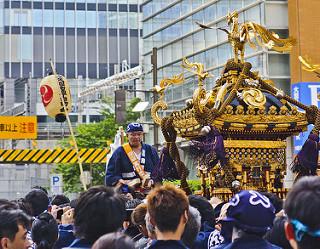 Cùng hòa mình vào lễ hội Kanda- một trong ba lễ hội lớn nhất Nhật Bản