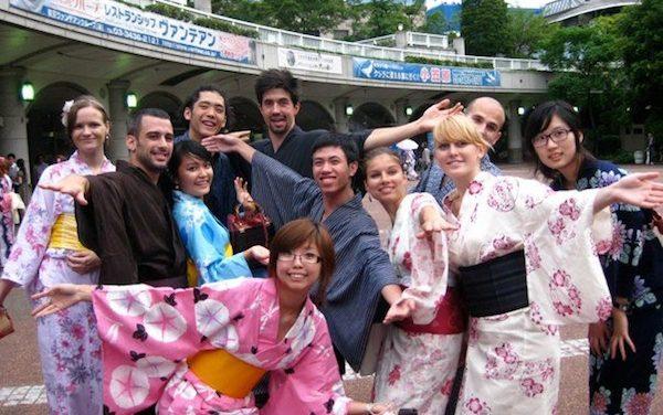 Trải nghiệm cuộc sống du học Nhật Bản