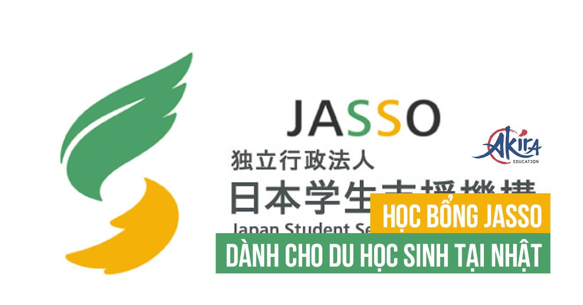 Học bổng hỗ trợ sinh viên du học Nhật Bản (JASSO)