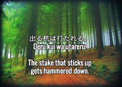 Học tiếng Nhật qua những câu châm ngôn độc đáo