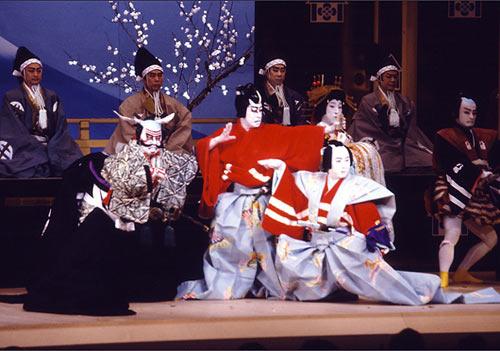 Kịch múa Kabuki