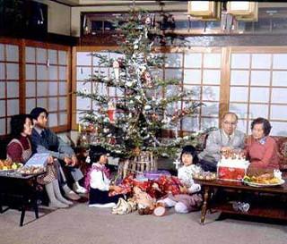 Lễ Giáng Sinh của người Nhật Bản
