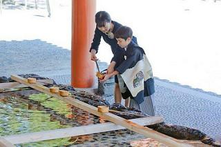 Lễ hội Shichi-go-san: ngày con lớn khôn