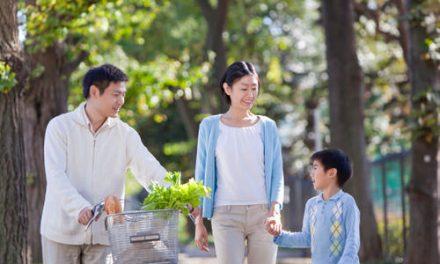 Mô hình gia đình tại Nhật