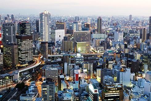 Osaka-thành phố ăn chơi nhất Nhật Bản