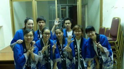 Câu lạc bộ Yosakoi – Akira Education – Wow Japanese