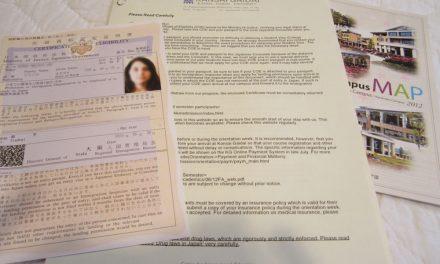 Các bước làm thủ tục du học Nhật Bản