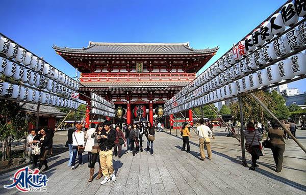 Du học Nhật Bản ngành du lịch lựa chọn đúng đắn cho tương lai của bạn