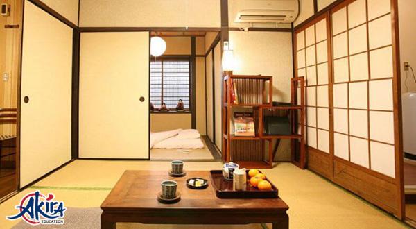 Chi phí thuê nhà ở Nhật Bản