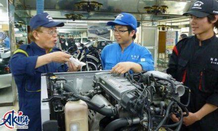 Du học Nhật Bản ngành ô tô liệu có phải là sự lựa chọn đúng đắn