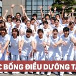 Học bổng toàn phần TASA – Du học Nhật Bản ngành điều dưỡng
