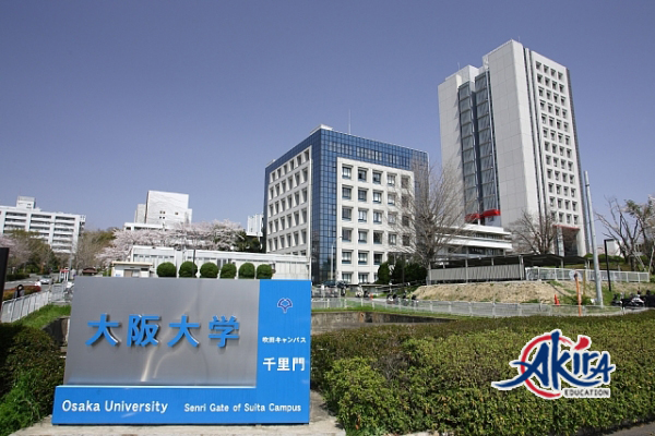 Du học trường đại học Osaka