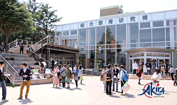 Học bổng đại hoc kinh doanh Niigata