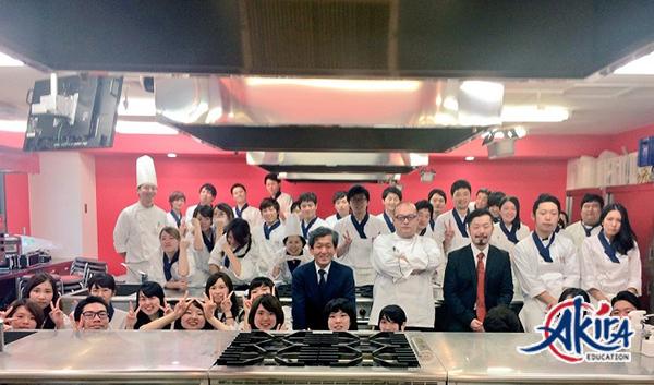 Trường dạy nghề nấu ăn Bella Saitama