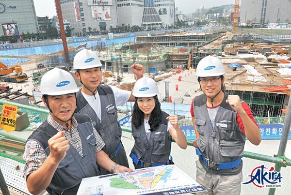 Cơ hội việc làm ngành xây dựng Nhật Bản