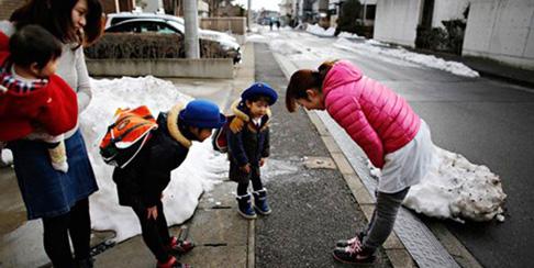 Giáo dục đạo đức tại Nhật Bản
