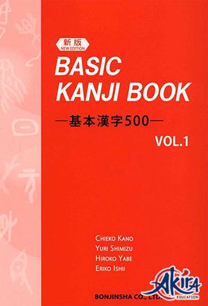Sách Basic Kanji Book
