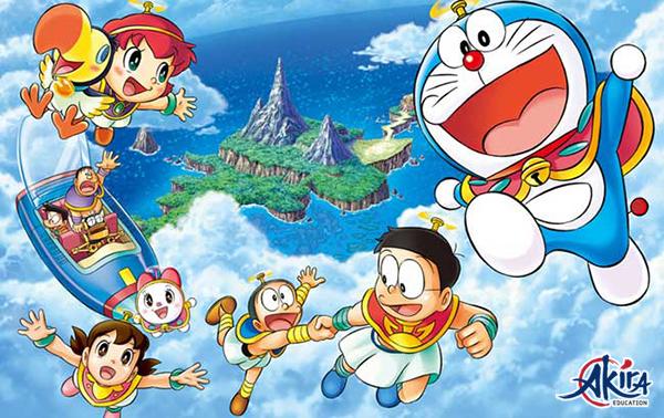 Đọc truyện tranh, xem phim hoạt hình, nghe nhạc Nhật