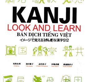 Giới thiệu 7 bộ sách Kanji hữu ích dành cho người học tiếng Nhật