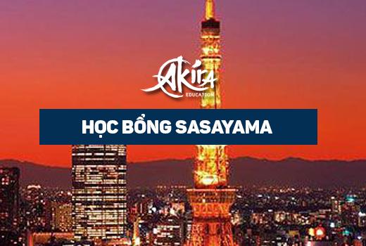 Học bổng điều dưỡng Sasayama