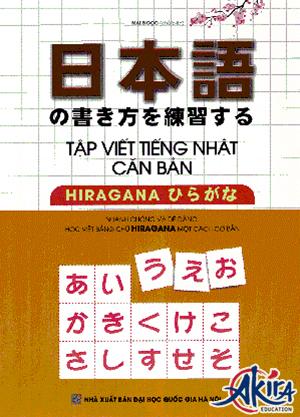 Tập viết tiếng Nhật căn bản