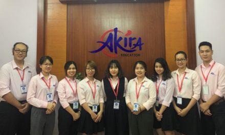Akira -Tuyển giảng viên Tiếng Nhật Full-time