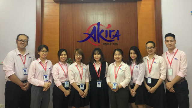 Trung tâm tiếng Nhật Akira