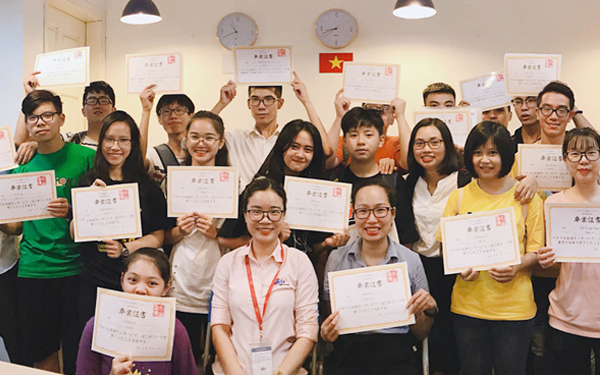 Gợi ý 5 trung tâm tiếng Nhật chất lượng tại Hà Nội