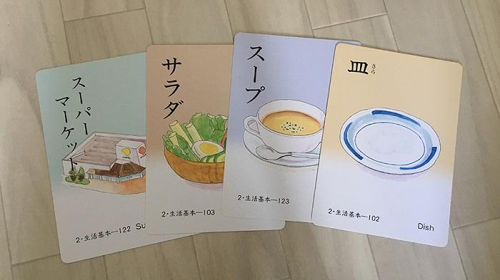 Flashscard từ vựng tiếng Nhật