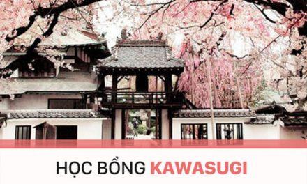 Học bổng Kawasugi – Học bổng du học Nhật Bản 100%