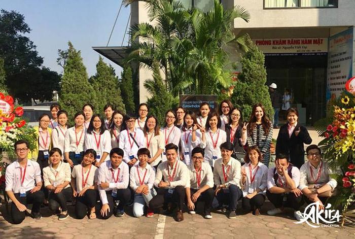 Du học sinh học bổng Joho - hỗ trợ 100% học phí