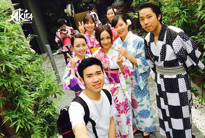 Du học sinh Nhật Bản - học bổng hỗ trợ 100% học phí