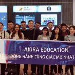 Trung tâm du học Nhật Bản Akira – Hành trình tới xứ sở hoa anh đào