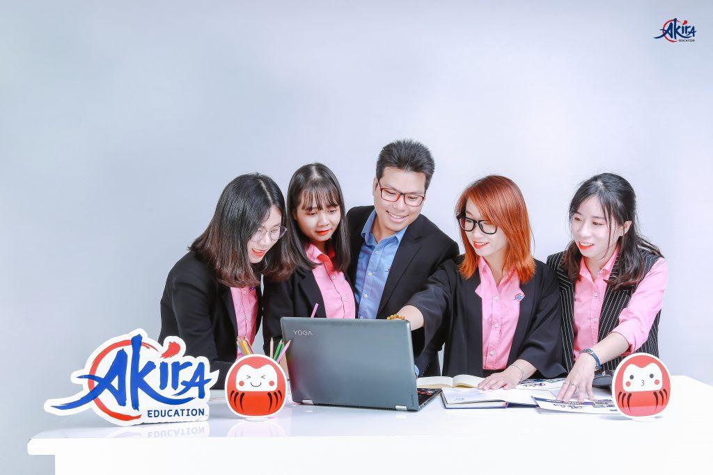 Cơ hội nghề nghiệp tại Akira